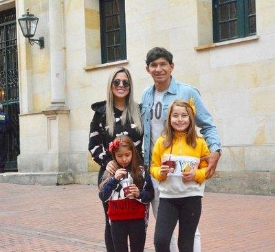 """El """"Búfalo"""", de paseo por Colombia ra'e"""