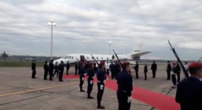 HOY / Abdo viaja a Brasil para encuentro con Bolsonaro