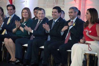 """Titular de Corte asistió al lanzamiento de campaña nacional """"Revive"""""""