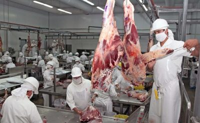 Concepción embarcará 54 toneladas de carne enfriada a Israel