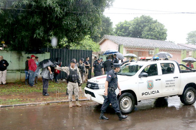 La inseguridad azota a vecinos del barrio Santa Inés de Presidente Franco