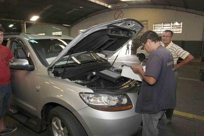 Alto Paraná registra 381.975 vehículos en Automotores
