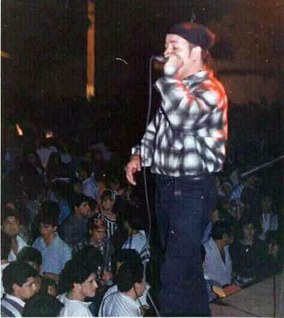 Juan Arroyo, recordado animador hoy cumpliria 46 años