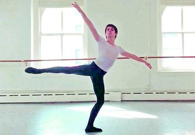 Bailarín esteño becado para academia en EE.UU.