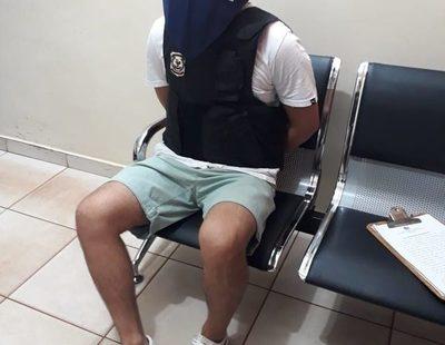 Prisión para Rodrigo Florentín