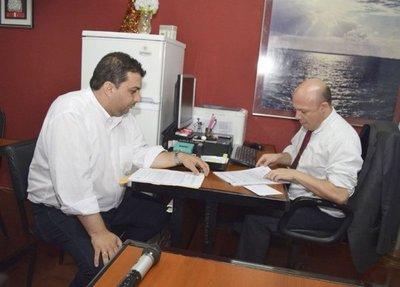 """Javier Zacarías ordenó destruir documentos"""