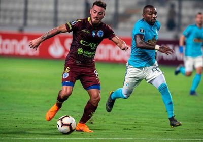 Sporting Cristal y Godoy Cruz también empatan 1-1