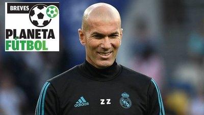 """Zidane exigió tres """"galácticos"""" para volver"""