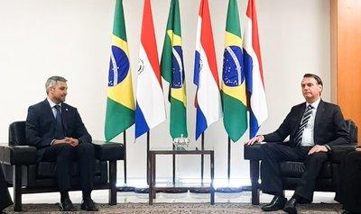 El país y Brasil apuntan a más conectividad