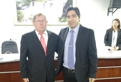 """El tristemente célebre """"Pyta'i"""" Morel vuelve a la Junta Departamental en vez de Cabañas"""