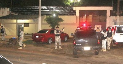 Refuerzan seguridad en cárceles de varones y mujeres de CDE ante posible amotinamiento y toma de rehenes