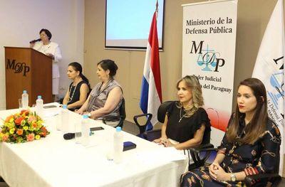 Conversatorio en conmemoración al Día Internacional de la Mujer