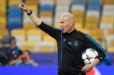 "Ya se habla del ""súper Madrid"" de Zizou"