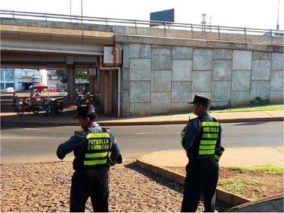 Policía de tránsito dice que Caminera no tiene preparación para dirigir CDE