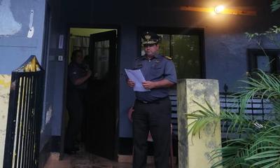 Patrulla Caminera de Coronel Oviedo con nuevo jefe – Prensa 5