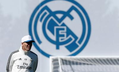 HOY / Zidane dirigió su primer entrenamiento tras su regreso al Real Madrid