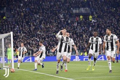 Juventus se dispara en bolsa tras la remontada frente al Atlético de Madrid