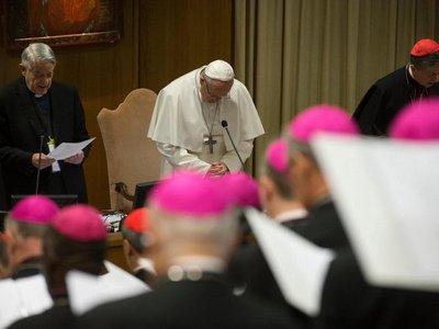 Francisco inicia séptimo año de pontificado