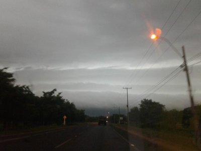 Alerta por tormentas para Alto Paraguay y Canindeyú