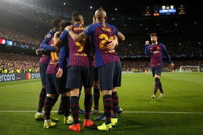 Barcelona cumplió el trámite