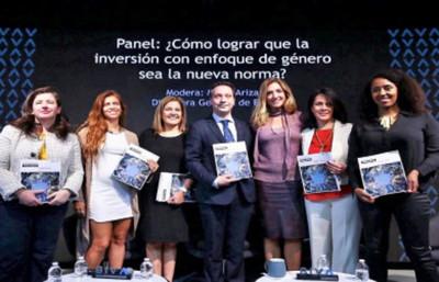 Lanzan el primer estudio sobre inversión con un enfoque de género para América Latina y el Caribe