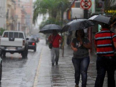 Se pronostica una jornada cálida y con precipitaciones dispersas