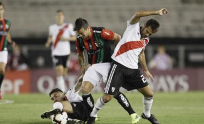 HOY / River y Palestino, sin público, goles ni victorias en la Libertadores