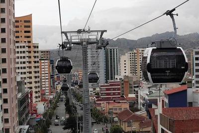 Proyecto de teleférico tiene como uno de los posibles corredores a San Lorenzo