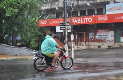 Meteorología anuncia jornada lluviosa y cálida
