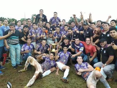 San Antonio es campeón en Alto Paraná