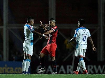 San Lorenzo rompe el maleficio y vence al Junior de Barranquilla