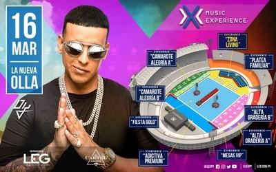 Daddy Yankee hará vibrar a chicos y grandes