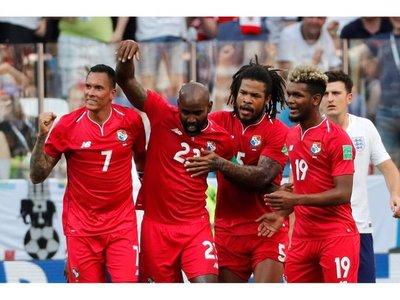 El primer gol de la historia de Panamá en Mundiales