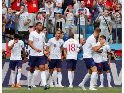 Inglaterra golea a Panamá y se clasifica para octavos