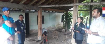 MAG censó a productores de cebolla y papa en Paraguarí
