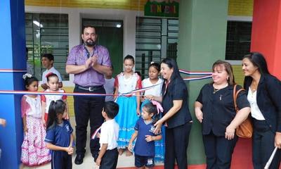 Escuela Juan Coronel cuenta con nueva aula – Prensa 5