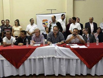 Conforman comisión para solucionar conflicto de tierras