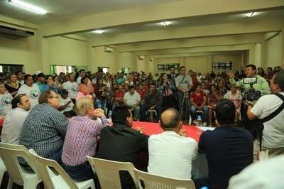 Organizaciones sociales de Alto Paraná piden más viviendas gratuitas al gobierno de Abdo
