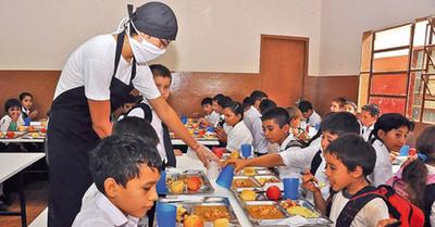 Apenas tres instituciones recibirán el almuerzo escolar en Presidente Franco