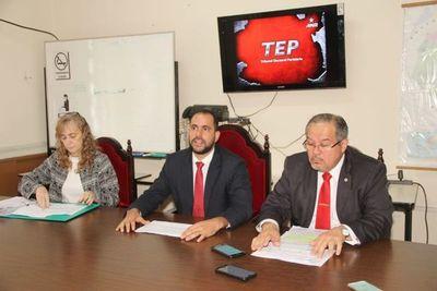 73.100.000 millones aprobó la ANR para elecciones en CDE