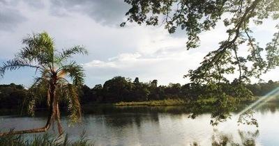 Yrendy, el único lago natural de la región