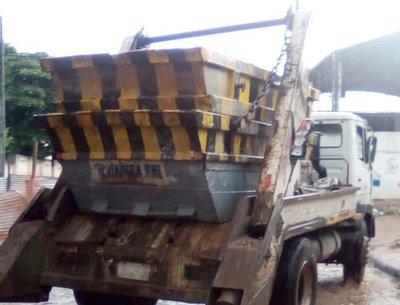 Intervienen empresas por verter residuos sólidos en zona del Mburicaó