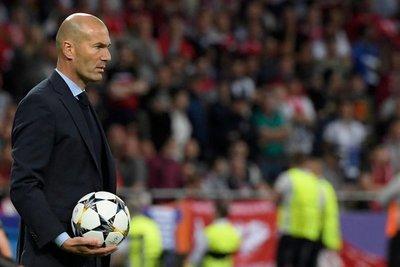 El reestreno de Zidane