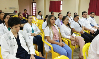Hospitales del departamento del Caaguazú cuenta con nuevos médicos – Prensa 5
