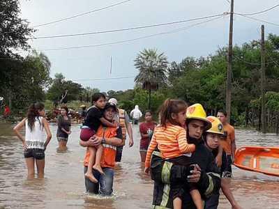 SEN inicia asistencia en zonas afectadas por intensas lluvias