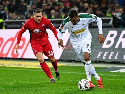 El Borussia Mönchengladbach trepa al podio de la Bundesliga