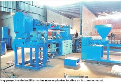 Aumentan  ventas  de terrenos   en  zona industrial de Hernandarias