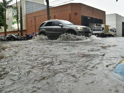 Meteorología advierte sobre tiempo severo para el domingo