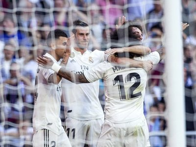 Zidane resucita al muerto