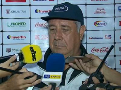 Carlos Jara Saguier hizo su descargo tras la derrota de Santaní